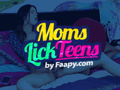 Moms Lick Teens