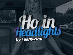 Ho in Headlights