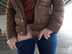Spanish schoolgirl with tight pussy